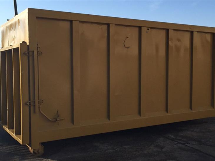 Servizio container
